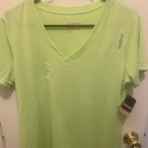 Reebok Dry Wick Workout Tee